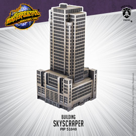Monsterpocalypse Building - Skyscraper