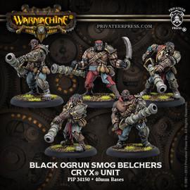 Black Ogrun Smog Belchers