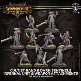 Cultist Band & Dark Sentinels