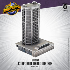 Monsterpocalypse Building - Corporate Headquarters