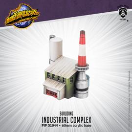 Monsterpocalypse Building -  Industrial Complex