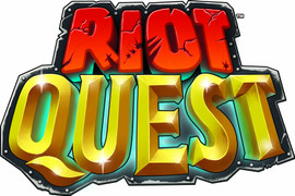 Riot Quest Throwdown – Organized Play Kit