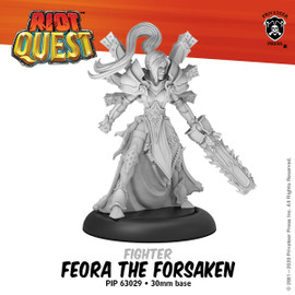 Feora The Forsaken
