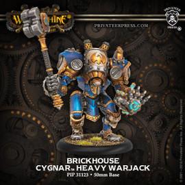 Brickhouse - Cygnar Heavy Character Warjack