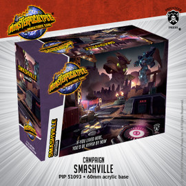 Monsterpocalypse: Smashville