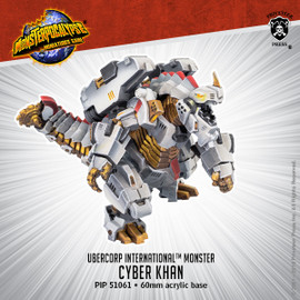 Uber Corp International Monster: Cyber Khan