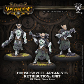 House Shyeel Arcanists (Retribution Unit)