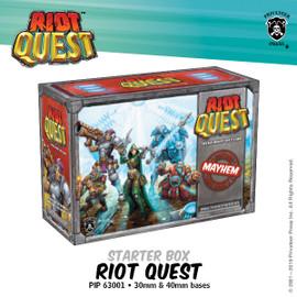 Riot Quest Starter Box