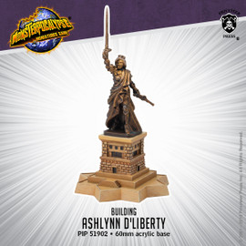 Ashlynn d'Liberty Convention Exclusive