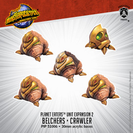 Planet Eaters Unit: Belcher & Crawler