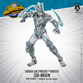 Shadow Sun Syndicate Monster: Zor-Maxim