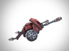 Hobby Hangout: Khador Heavy Cannon