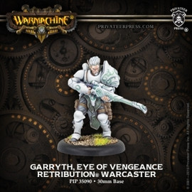 Garryth, Eye of Vengeance