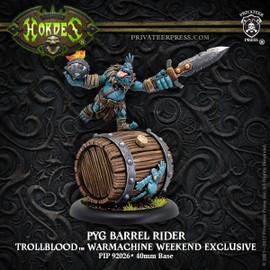 Pyg Barrel Rider (Northkin Raider Variant) Exclusive