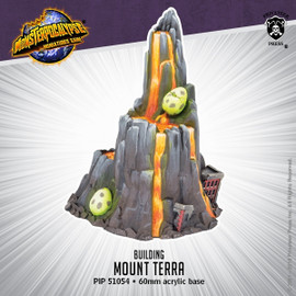 Monsterpocalypse Building -   Mount Terra