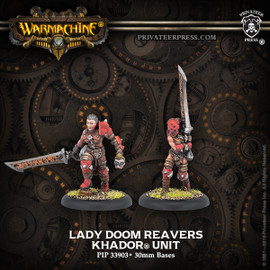 Lady Doom Reaver (2) Exclusive