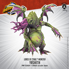 Lords of Cthul Monster: Yasheth