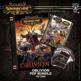Oblivion PDF Bundle