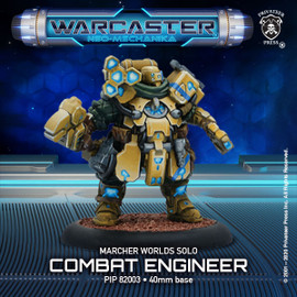 Marcher Worlds Combat Engineer