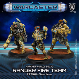 Ranger Fire Team