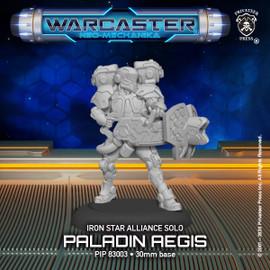 Paladin Aegis - Iron Star Alliance Attachment