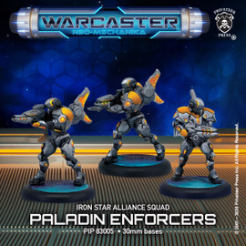 Paladin Enforcers – Iron Star Alliance Squad