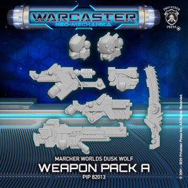 Dusk Wolf Weapon Pack A