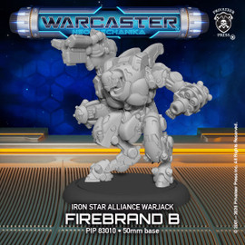 Firebrand B - Iron Star Alliance Light Warjack