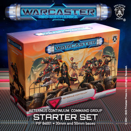 Aeternus Continuum Command Group Starter Set