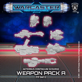 Scourge A Weapon Pack  – Aeternus Continuum Weapon Pack