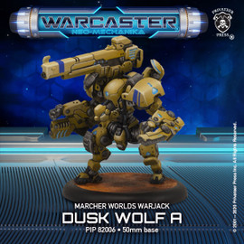 Dusk Wolf A – Marcher Worlds Light Warjack
