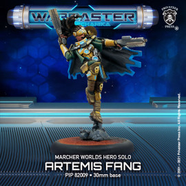 Artemis Fang – Marcher Worlds Hero Solo