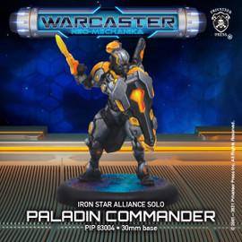 Paladin Commander – Iron Star Alliance Solo