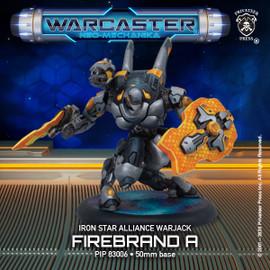Firebrand A – Iron Star Alliance Light Warjack