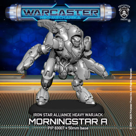 Morningstar A – Iron Star Alliance Heavy Warjack
