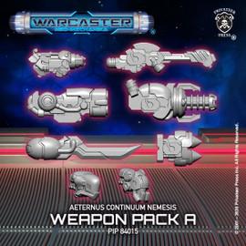 Nemesis A Weapon Pack  – Aeternus Continuum Pack