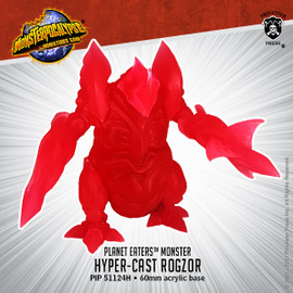 Hyper-Cast Planet Eaters Monster: Rogzor