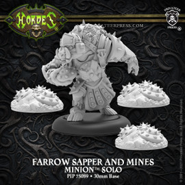 Farrow Sapper and Mines – Minion Solo