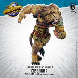 Legion of Mutates Monster: Cassander