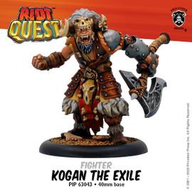 Kogan the Exile