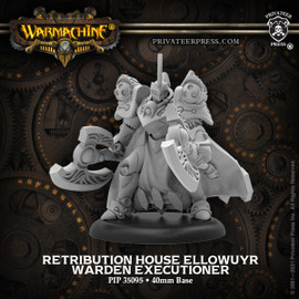 House Ellowuyr Warden Executioner – Retribution solo