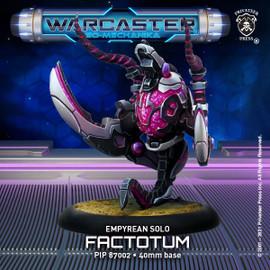 Factotum – Empyrean Solo