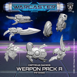 Daemon A Weapon Pack – Empyrean Pack