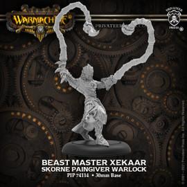 Beast Master Xekaar - Skorne Paingiver Warlock