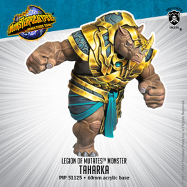 Legion of Mutates Monster: Taharka