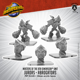 Masters of the 8th Dimension Unit:  Jurors and Abrogators