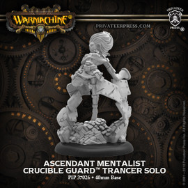 Ascendant Mentalist - Crucible Guard Trancer Solo
