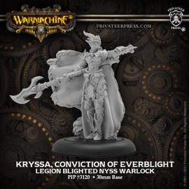 Kryssa, Conviction of Everblight - Legion Blighted Nyss Warlock