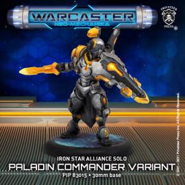 Paladin Commander Variant – Iron Star Alliance Solo