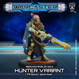 Hunter Variant – Marcher Worlds Solo